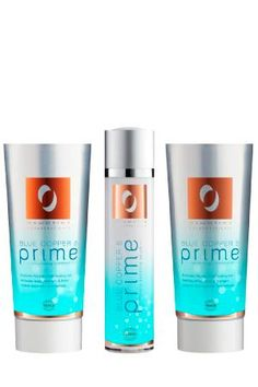 Blue Copper 5 Prime Hair Collection | Osmotics