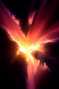 Phoenix Nebula Image brought to you courtesy of Robot Radio www.robotradio.com