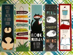Free Printable Bookmarks - WeAreTeachers