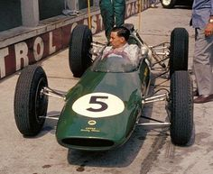 German GP Nurburgring 1962  Lotus 25