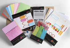 Ditto! Oh no, another scrapbook product line to fall in love with?