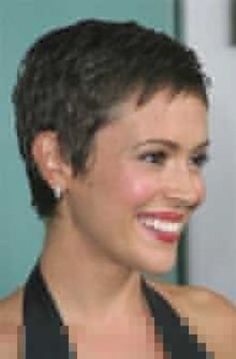 Swell Super Short Hairstyles Short Hairstyles For Women And Short Short Hairstyles Gunalazisus
