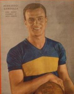 Bernardo Gandulla , Boca Jrs