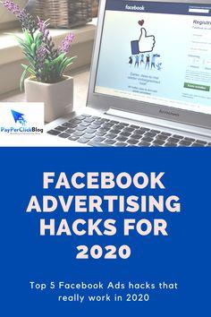 Top 5 hacks that really work in 2020 Facebook Business, Facebook Marketing, Marketing Plan, Business Marketing, Social Media Marketing, Online Business, Digital Marketing, Best Facebook, How To Use Facebook