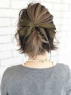 9.Updo for Short Hairstyles