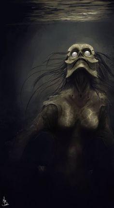 RUSALKA. Slavic mythology: (plural: rusalki or rusalky) a female ghost, water nymph, succubus, or mermaid-like demon that dwelt in a waterwa...