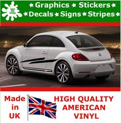 Details About  High Car Side Stripes Graphic Decal Vinyl - Graphics for alto car