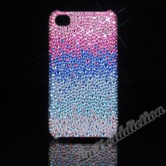 SWAROVSKI Crystal bling case for all phone device models