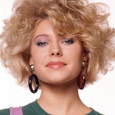 Wella hair 80s