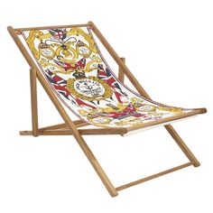 Clarencefield Deck Chair