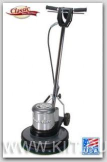 Однодисковая роторная машина Powr-Flite C17 HD