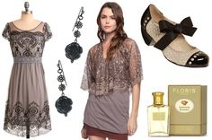 Downton Abbey style | Downton Abbey -- Steal the look