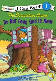 e-Book Sale: The Berenstain Bears, Do Not Fear, God Is Near Reader ~ $1.99! {read it on your iPad, Kindle, Phone or Computer!} #ebooks #thefrugalgirls