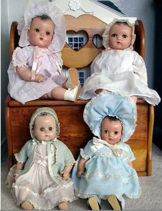 Love of Old Dolls