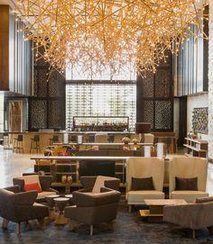HBA : Hilton Mexico City Santa Fe