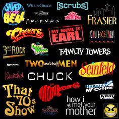 1000 Images About Tv Show Logos On Pinterest Ken Levine