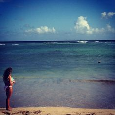Recent guest Haley K. snapped this awe-inspiring ocean view of Dreams Punta Cana.