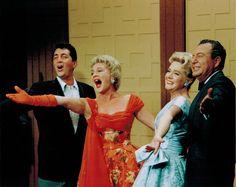 DEAN MARTIN - BETTY HUTTON - ALICE FAYE - PHIL HARRIS - Orig. 35mm Color- 1959