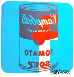 Facebook Soup by Monica Warhol #art Make Your Mark, Warhol, Original Artwork, Soup, Facebook, The Originals, Prints, Soups