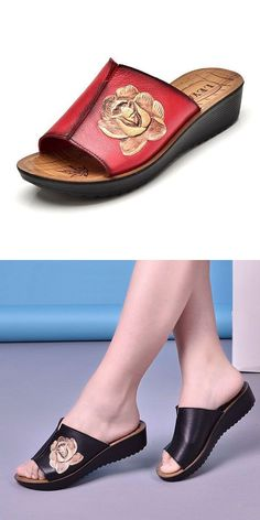 Women leather wedge sandals outdoor casual slippers slippers yepme #size #6 #slippers #slippers #at #target #slippers #vs #shoes #tamp;c #slippers