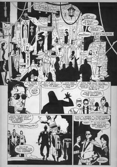 Fafhrd and the Gray Mouser #4, p. 3 Comic Art