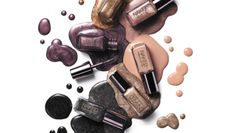 The Urban Decay Naked Nail Set: Featuring an inspired range of glitters, metallics, creams, and shimmers, each gorgeous hue proves that neutral is anything but boring. #Sephora #Nails