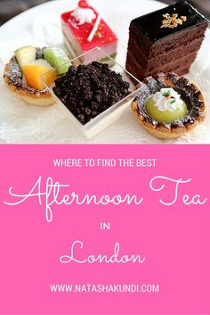Afternoon Tea in London: sketch Mayfair Regents Street