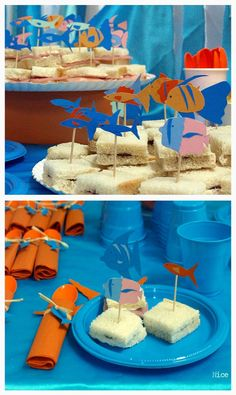 Under The Sea Birthday Party — Celebrations at Home
