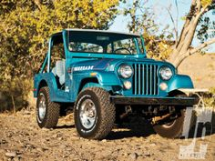1975 Jeep Cj 5 Renegade Levis Edition