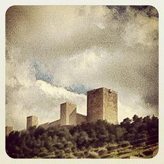 Castillo de Jaen 2012
