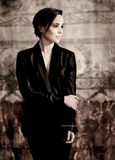 Ellen Page - Playby Directory - RPG Initiative Ellen Page, Canadian Actresses, Actors & Actresses, Pretty People, Beautiful People, Celebrity Crush, Celebrity Style, Film Serie, Celebs