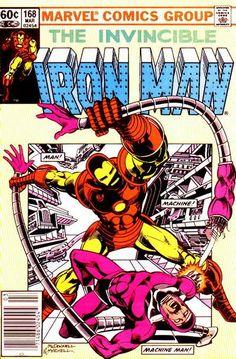 Iron Man 168