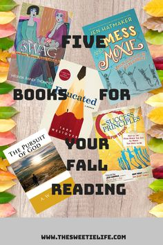 Fall reading has arr