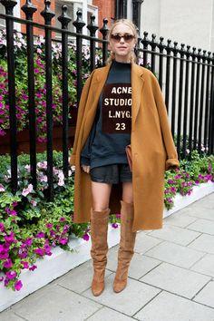 Пальто А-силуэта: в чем его преимущества 2