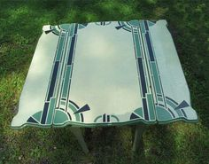 94 best vintage enamel top kitchen table images in 2019 vintage rh pinterest com Vintage Art Deco Furniture Vintage Art Deco Furniture
