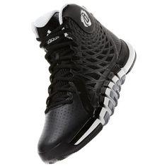 huge discount 35248 a78b2 Adidas Rose 773 II Mens Basketball Shoe 11 Black-White-Grey. NON MARKING