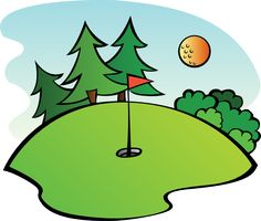 Free Clip Art Golf Course | Free Golf Clipart. Free Clipart Images ...