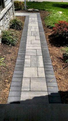 100+ Amazing Garden Pathway Design Ideas #garden #pathway #designideas