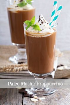 If you need a homemade mocha frappe recipe, look no further. This sweet coffee drink recipe is one that we make ALL the time! We share sugar-free mocha frappe variations, along with low calorie coffee drink options. My favorite part is making our mocha fr Homemade Mocha Frappe, Mocha Frappe Recipe, Mocha Frappuccino, Frappuccino Recipe, Chocolate Frappe Recipe, Mcdonalds Mocha Frappe, Coffee Drink Recipes, Coffee Drinks, Starbucks Recipes