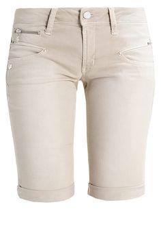 Bestill  Freeman T. Porter BELIXA  - Denim shorts - moonstruck for kr 749,00 (21.04.17) med gratis frakt på Zalando.no