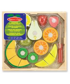 Buy Melissa and Doug Wooden Fridge Food at Argos.co.uk, visit Argos.co.uk to shop online for Cooking role play, Wooden toys