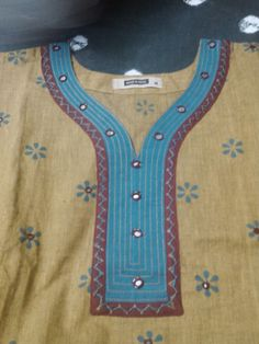 Neckline designs for kurti/top/kameez - Sewing Tutorials - My Thread Creations