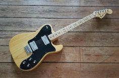 Fender Telecaster Deluxe 1974 trade in Aachen - Aachen-Haaren | Musikinstrumente und Zubehör gebraucht kaufen | eBay Kleinanzeigen