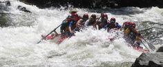 Rafting on the mighty Middle Fork of the Salmon River in Idaho, with Brad Frei and Adventure Sun Valley