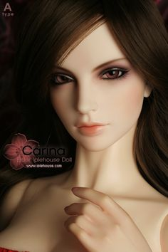 Iplehouse EID Carina - For my character Elyza, in light brown.