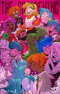 polochka - Posts tagged the amazing world of gumball Anime Vs Cartoon, Cartoon Drawings, Cartoon Art, Cute Drawings, Cartoon Characters As Humans, Pixar, Character Art, Character Design, Anime Version