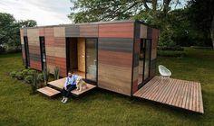 Maison : Peut-être qu'un jour, on pourra construire sa maison aussi simplement qu'un meuble! C'est ce que des ingénieurs créatifs essayent de