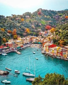 Portofino, Liguria #italyvacation