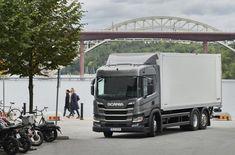 Ein weiteres Modell, das ihr auf der IFAT sehen werdet ist der Scania P 340 B6x2 * 4NB. Der Scania hat einen Gasmotor mit Piek Noise…