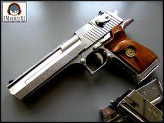 Desert Eagle .50 AE Biohazard 6mm BB  Brand: Tokyo Marui Find our speedloader now! http://www.amazon.com/shops/raeind